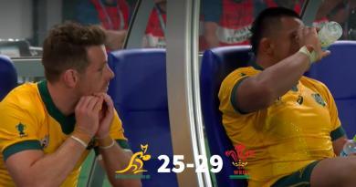 Coupe du monde - Le Pays de Galles se fait peur face aux Wallabies !