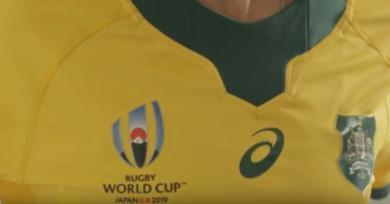 L'Australie dévoile son nouveau maillot pour la Coupe du monde !