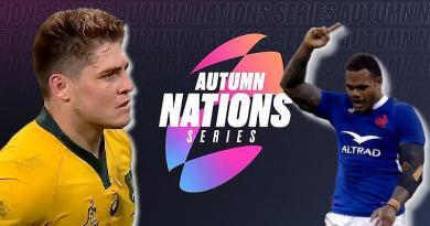 Autumn Nations Series : La programmation dévoilée avec les horaires des Bleus