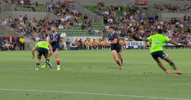 Super Rugby - Aux Rebels, Quade Cooper a retrouvé ses mains de magicien