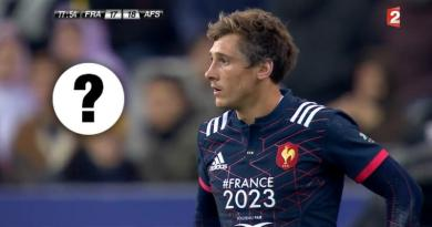 VIDÉO. XV de France : le choix tactique étonnant de Baptiste Serin face aux Boks