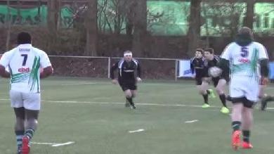 VIDEO. INSOLITE. Belgique - Le Kituro bat Soignies... 356 à 3 dans une parodie de rugby