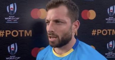 ''Le rugby chez nous, il n'y a que les fous qui y jouent'' : zoom sur Felipe Berchesi, ouvreur de l'Uruguay et de Dax