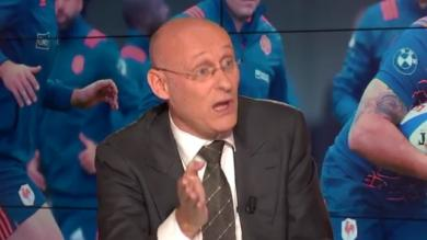 """VIDEO. Bernard Laporte : """"Qui de mieux que Guy Novès pour entraîner l'Équipe de France ?"""""""