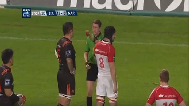 Pro D2. Bertrand Guiry et David Penalva suspendus après leur bagarre