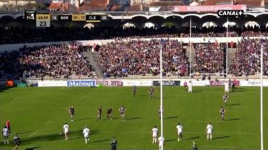 Bordeaux-Bègles, plus gros public d'Europe en 2015-2016