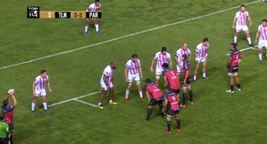 Top 14 : les joueurs du RCT porteront un brassard rose en solidarité avec le Stade Français