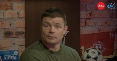 Brian O'Driscoll confie avoir abusé des anti-douleurs dans sa carrière