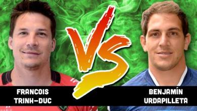 TOP 14 - BARRAGES : François Trinh-Duc vs Benjamin Urdapilleta... Qui prendriez-vous dans votre équipe ?