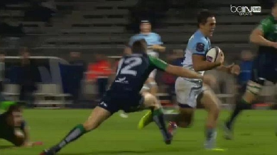 VIDEO. Challenge Cup. Vaka et Ugalde régalent mais le Connacht crucifie Bayonne