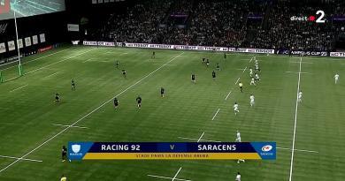 Champions Cup - Avantage Saracens en demie sur la pelouse du Racing 92 ?