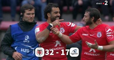 Champions Cup - Bousculé, Toulouse arrache la victoire et le bonus offensif !