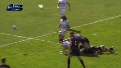 VIDEO. Champions Cup. Cité, Jacques Burger est soupçonné d'avoir frappé Maxime Machenaud