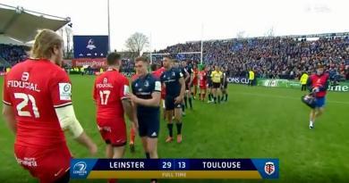 Champions Cup - On a revu Leinster vs Toulouse, voilà ce qu'il faut retenir