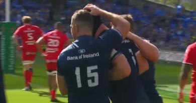 Champions Cup : Scott Fardy brise la défense toulousaine pour la qualif' du Leinster [Résumé vidéo]