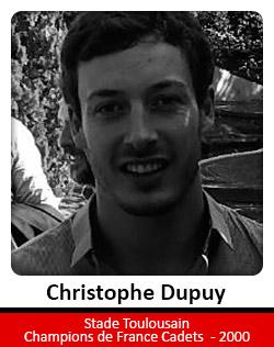 [2 NOUVEAUX JOUEURS] Que sont-ils devenus ? Les champions de France cadets du Stade Toulousain - An 2000