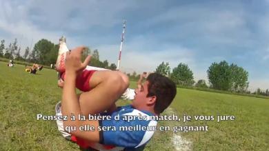 CHILI : Rugby, barbecue, lever de coude et déguisements, la suite des aventures du Rugby Club Francés