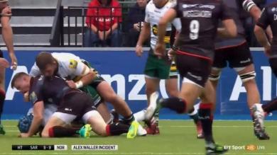 VIDEO. Premiership - Chris Ashton suspendu plusieurs mois pour avoir mordu un adversaire