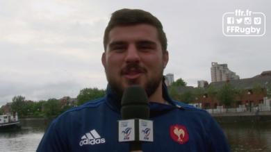 Top 14 - Stade Toulousain. Clément Castets donne des nouvelles rassurantes concernant sa santé