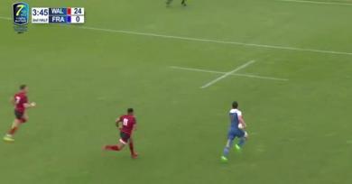VIDEO. Clermont 7s - Gabin Villière, remontada manquée et 6ème place : le résumé du Jour 2 de France 7