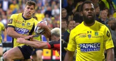 Clermont : Damian Penaud et Alivereti Raka prolongent avec les Jaunards !
