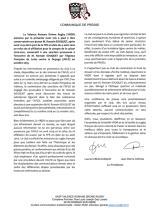 Valence Romans dans l'incompréhension totale après la suspension pour dopage d'un de ses joueurs