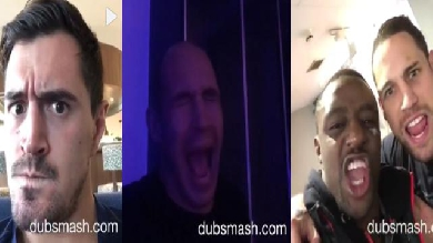VIDEO. Le phénomène Dubsmash s'empare de la planète rugby avec les jeunes du REC, Yannick Nyanga ou Sergio Parisse