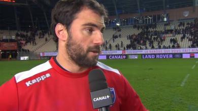 VIDÉO. Top 14 - Coup de gueule et Mannequin Challenge après le match animé entre Grenoble et l'UBB