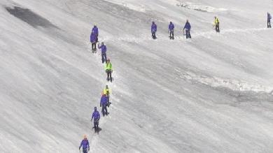 VIDEO. Coupe du monde 2015. L'esprit d'équipe du XV de France se forge à la montagne