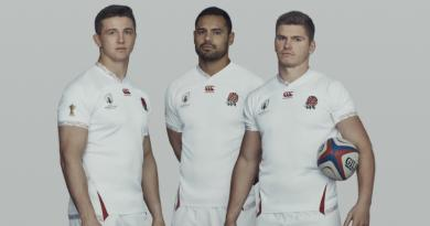 Coupe du monde 2019 : l'Angleterre dévoile son nouveau maillot pour le Japon !