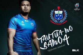 Coupe du monde 2019 : les deux nouveaux maillots des Samoa dévoilés !
