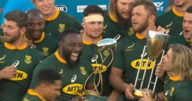 Coupe du monde 2019 : les Springboks dévoilent une liste de 36 sans Coetzee ni Dyantyi, avec Kolbe