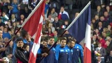 Coupe du monde : la presse étrangère analyse la victoire de la France sur le Canada