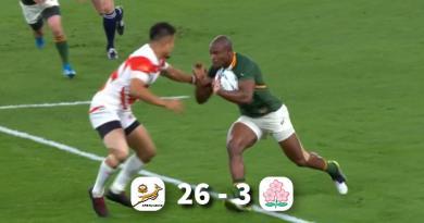 Coupe du monde : l'Afrique du Sud brise le rêve du Japon, et se qualifie pour les demi-finales !