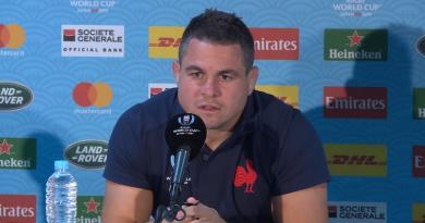Coupe du monde - XV de France. Guilhem Guirado : ''On est des fous'' [VIDÉO]