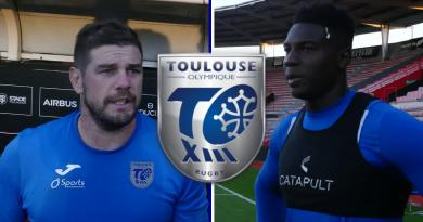 Championship. TO XIII/Featherstone Rovers. Toulouse vers l'Olympe et au-delà