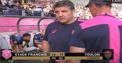 TOP 14 - 5ème journée. Stade Français vs RC Toulon : Le M+30 du Rugbynistère