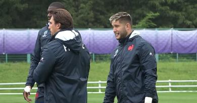 XV de France - Cyril Baille fixé sur son absence après sa blessure contre le Pays de Galles