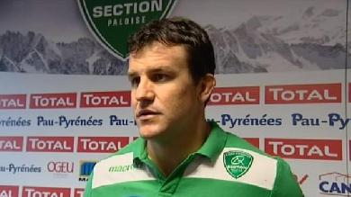 VIDEO. Top 14 - Pau. Dernier match au Hameau avant la retraite pour Damien Traille et Jean Bouilhou