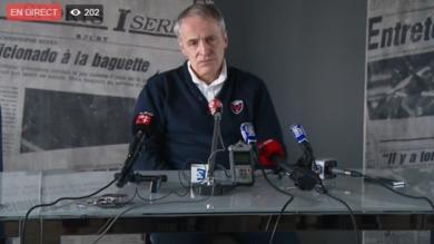 VIDÉO. Top 14 - Dans un contexte difficile, Grenoble se sépare de Bernard Jackman et espère un électrochoc
