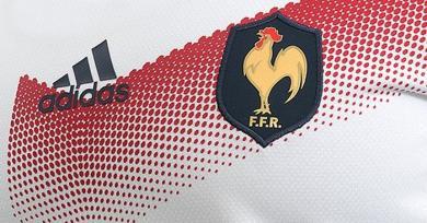 PHOTOS. Le nouveau maillot extérieur des équipes de France