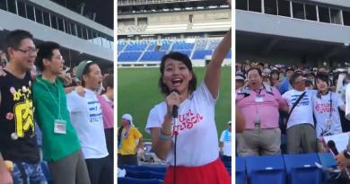 Coupe du monde - L'accueil incroyable des supporters japonais envers les Springboks [VIDÉO]