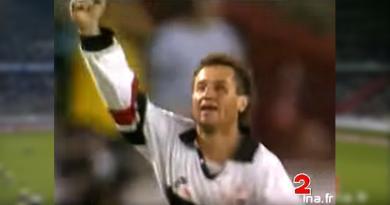 [FLASHBACK] Deylaud, bourreau des Montferrandais en 1994 au Parc des Princes en finale [VIDÉO]