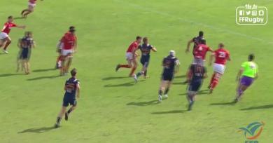 RESUME VIDEO. D'un très beau système France U19 a crucifié des Gallois en quête du triplé