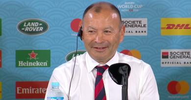 Eddie Jones sort la sulfateuse contre les All Blacks avant la demi-finale