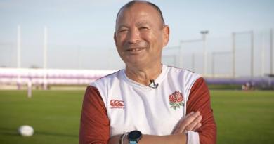 Eddie Jones nommé entraîneur de l'année ? Voici les 5 nommés par World Rugby !