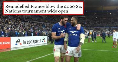 La presse étrangère a-t-elle encensé le XV de France ?