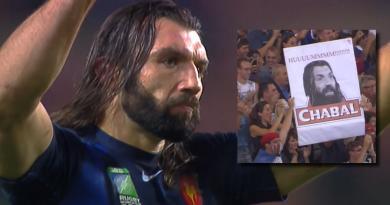 VIDEO. En 2007, Chabal faisait frissonner les supporters avec ses charges surpuissantes