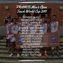 [REPORTAGE] En immersion avec l'équipe de France Men's Open de Touch Rugby [VIDÉO]