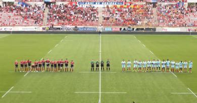 Espoirs. Mas, Taofifenua, Ntamack : Revivez la victoire finale du Stade Toulousain devant l'USAP [VIDÉO]